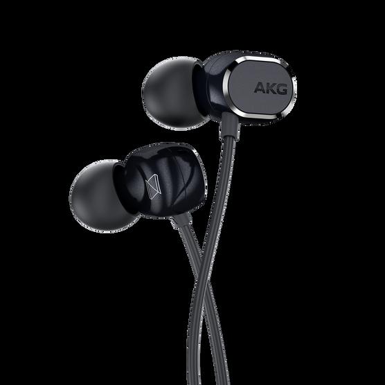 AKG N25 - Black - Hi-Res in-ear headphones - Detailshot 1